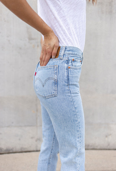 Levi's Wedgie Straight Fit - RUST & Co.