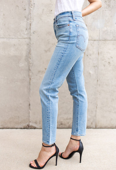Levi's Wedgie High Rise