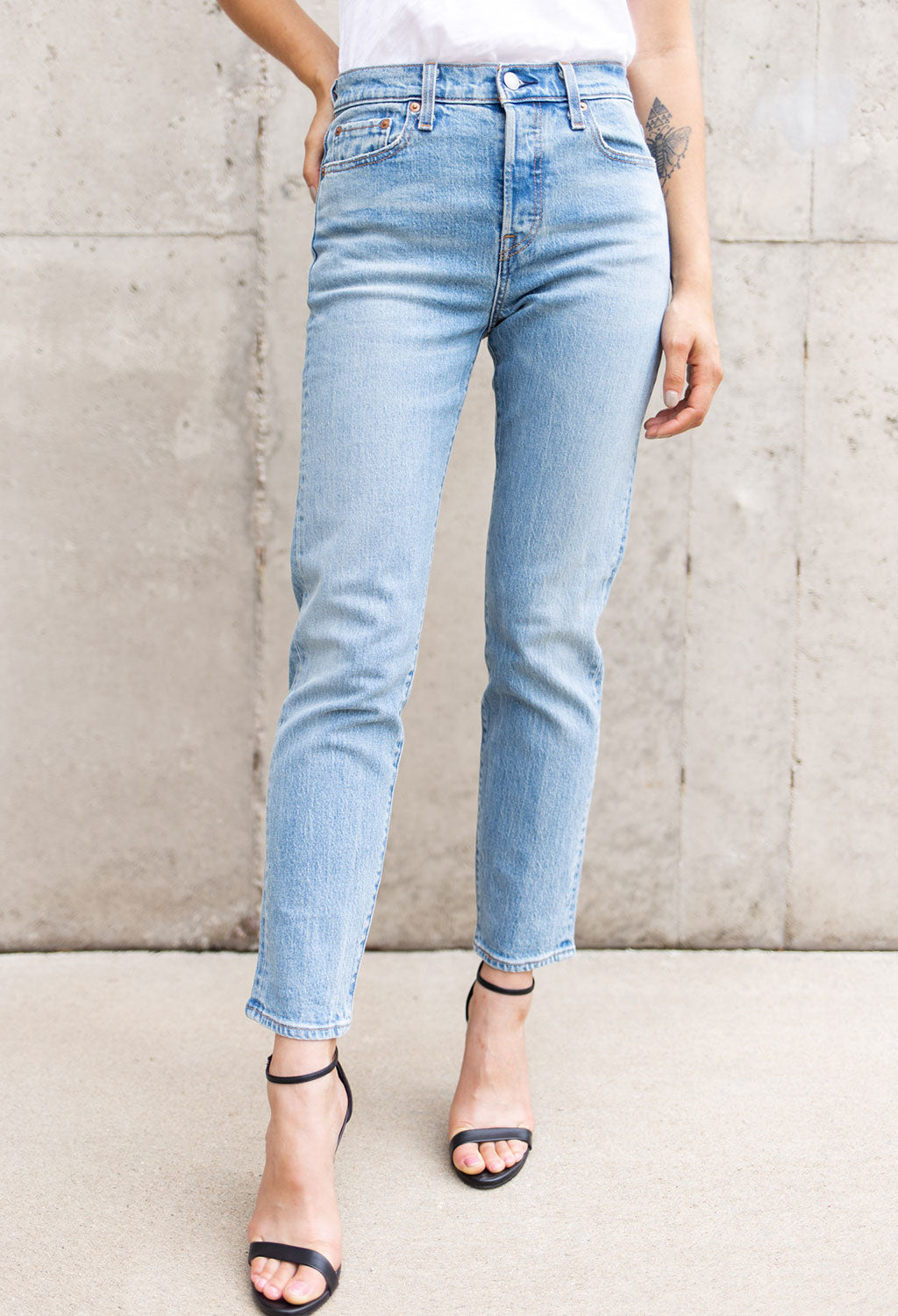 Levi's Wedgie High Rise - RUST & Co.