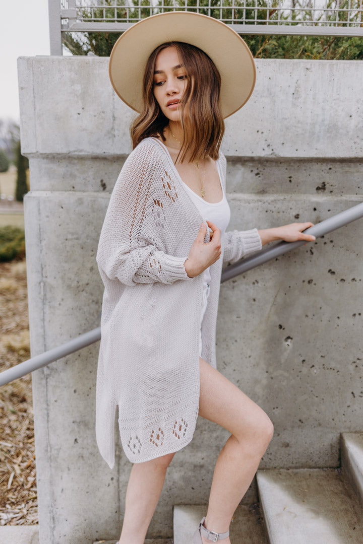 Renee Light Weight Cardigan