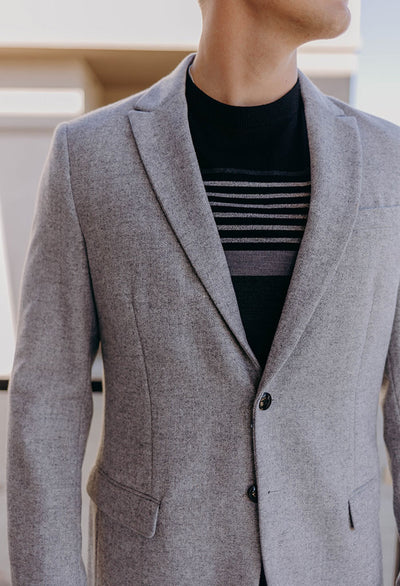 Scotch & Soda Peak Lapel Blazer