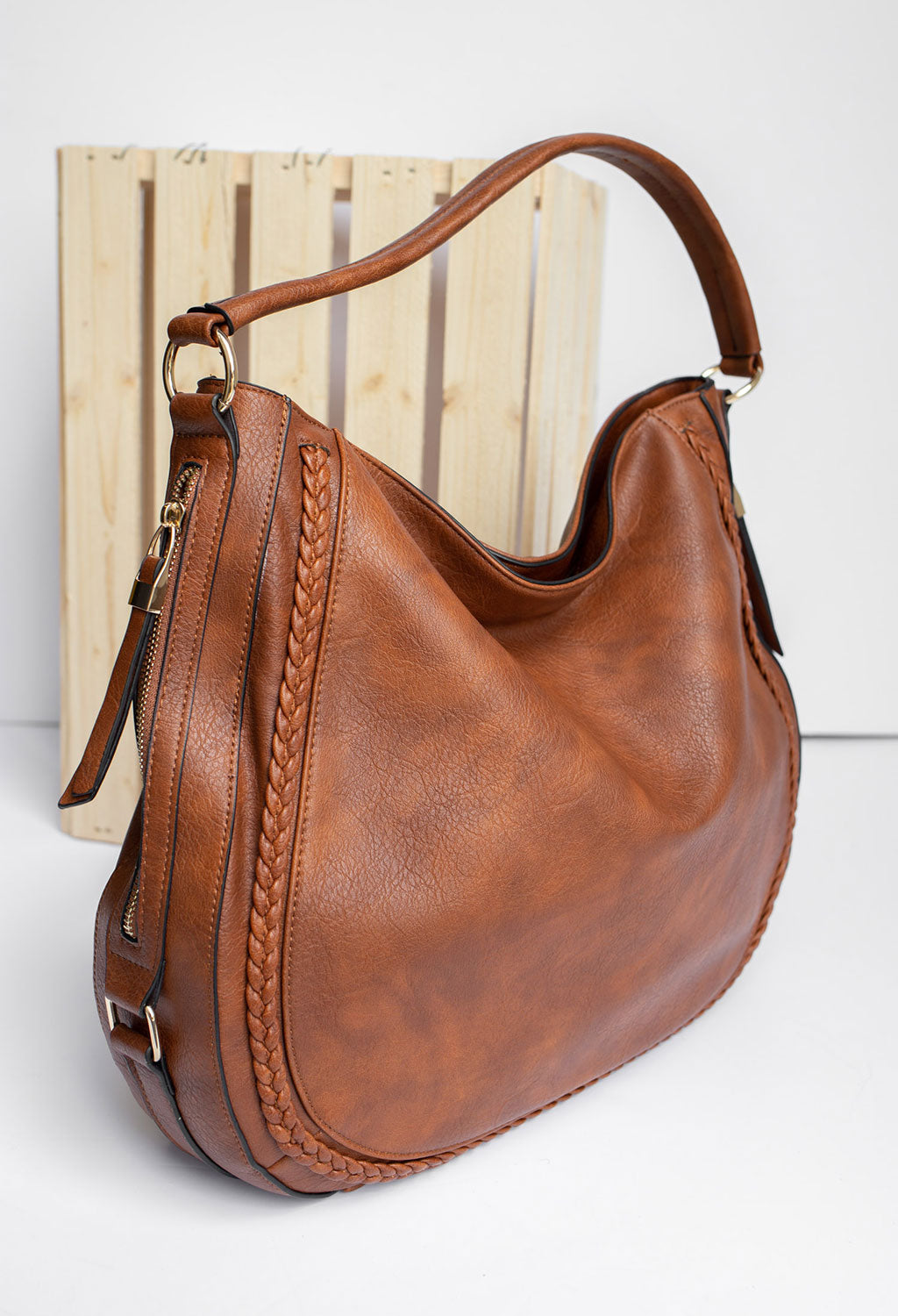 Katy Shoulder Satchel Bag