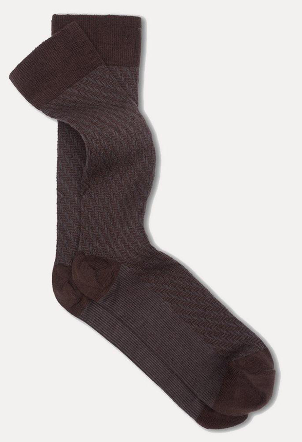 Ace & Everett Core Socks in Forest Green - RUST & Co.