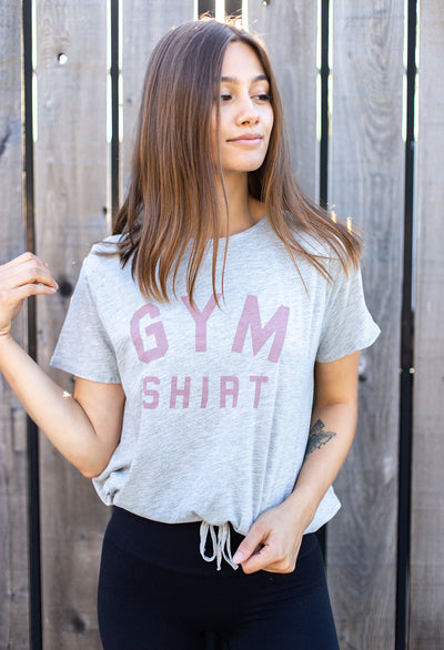 Gym Shirt Graphic Tee - RUST & Co.