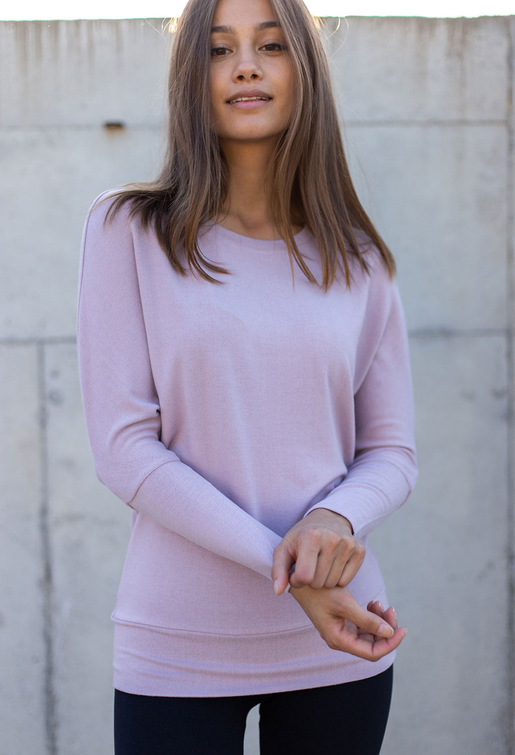 Cupcakes & Cashmere Ivery Scoop Neck Top