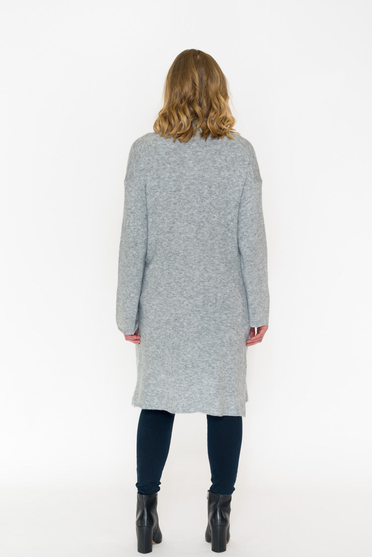 Acton Long Cardigan