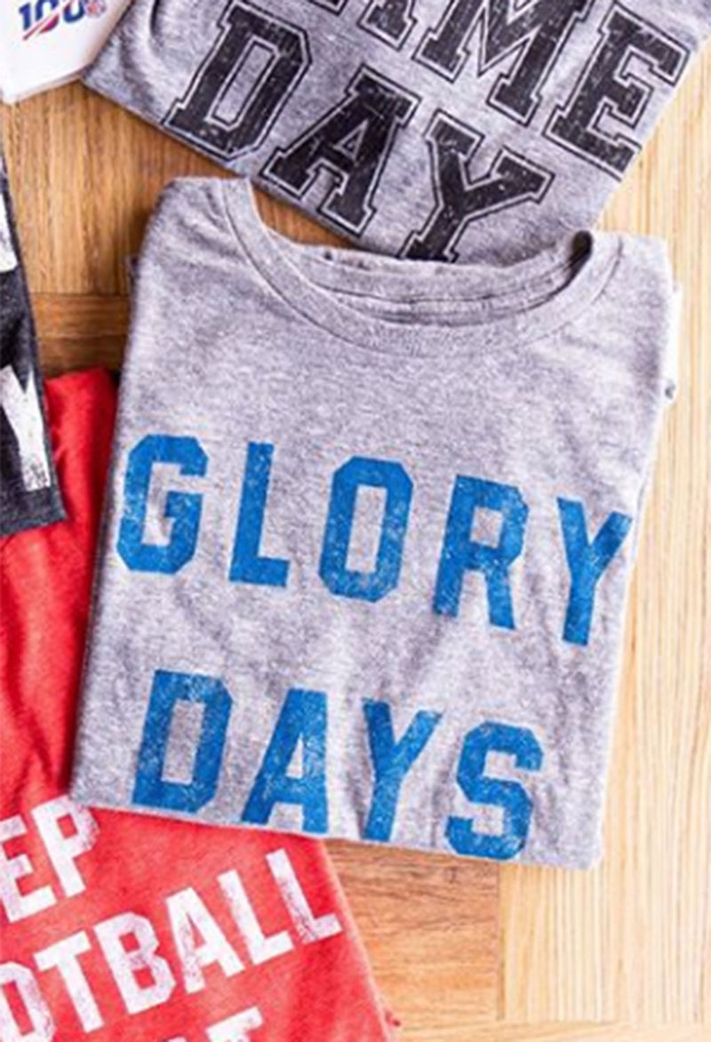 Glory Days Graphic Tee