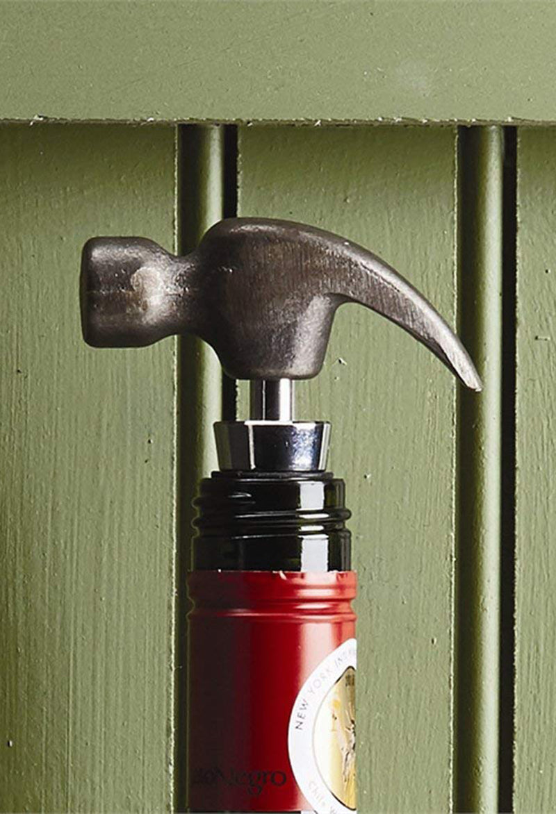 Hammer Bottle Stopper