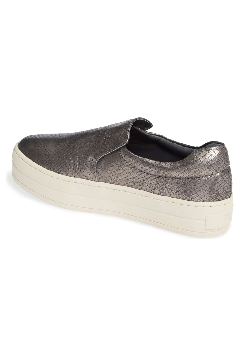 J/Slides Harry Embossed Sneaker