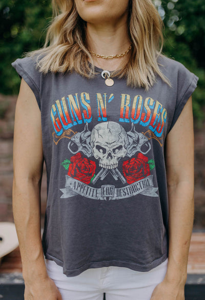 GNR Appetite For Destruction Tee