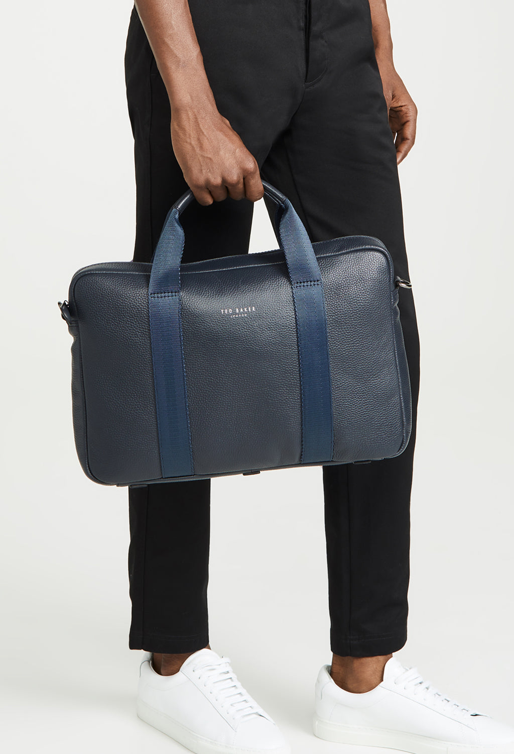 Ted Baker Leather Laptop Bag