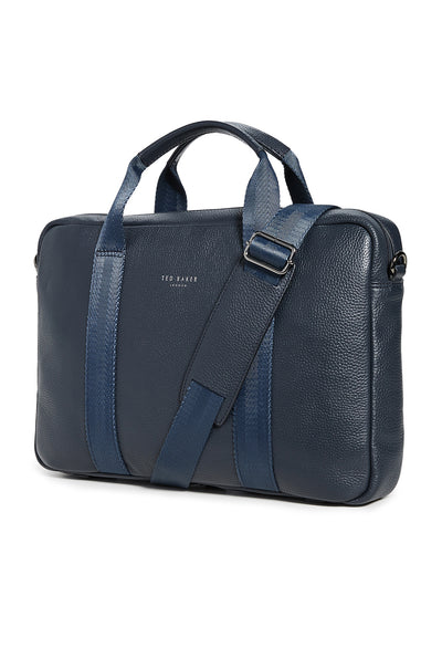 Ted Baker Leather Laptop Bag - RUST & Co.