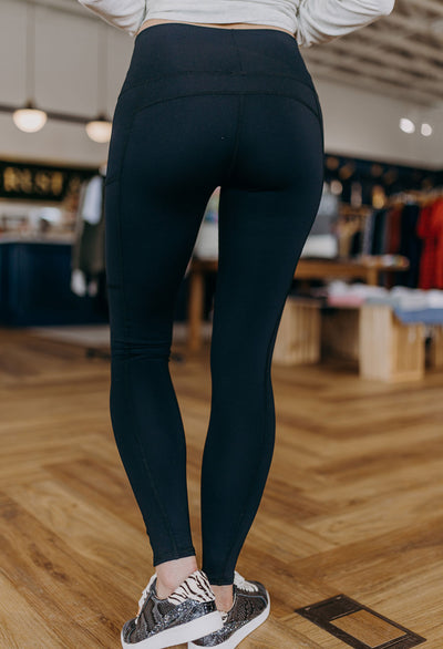 NiyamaSol Wander Legging - RUST & Co.