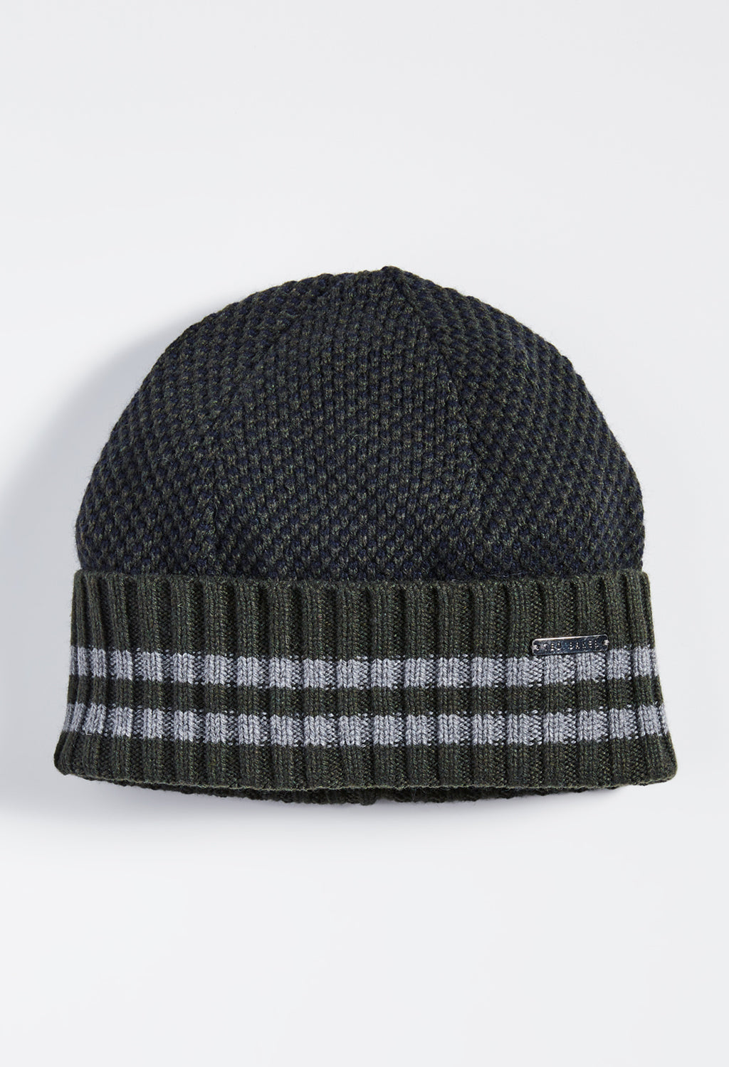 Ted Baker Rush Birdseye Jacquard Hat - RUST & Co.