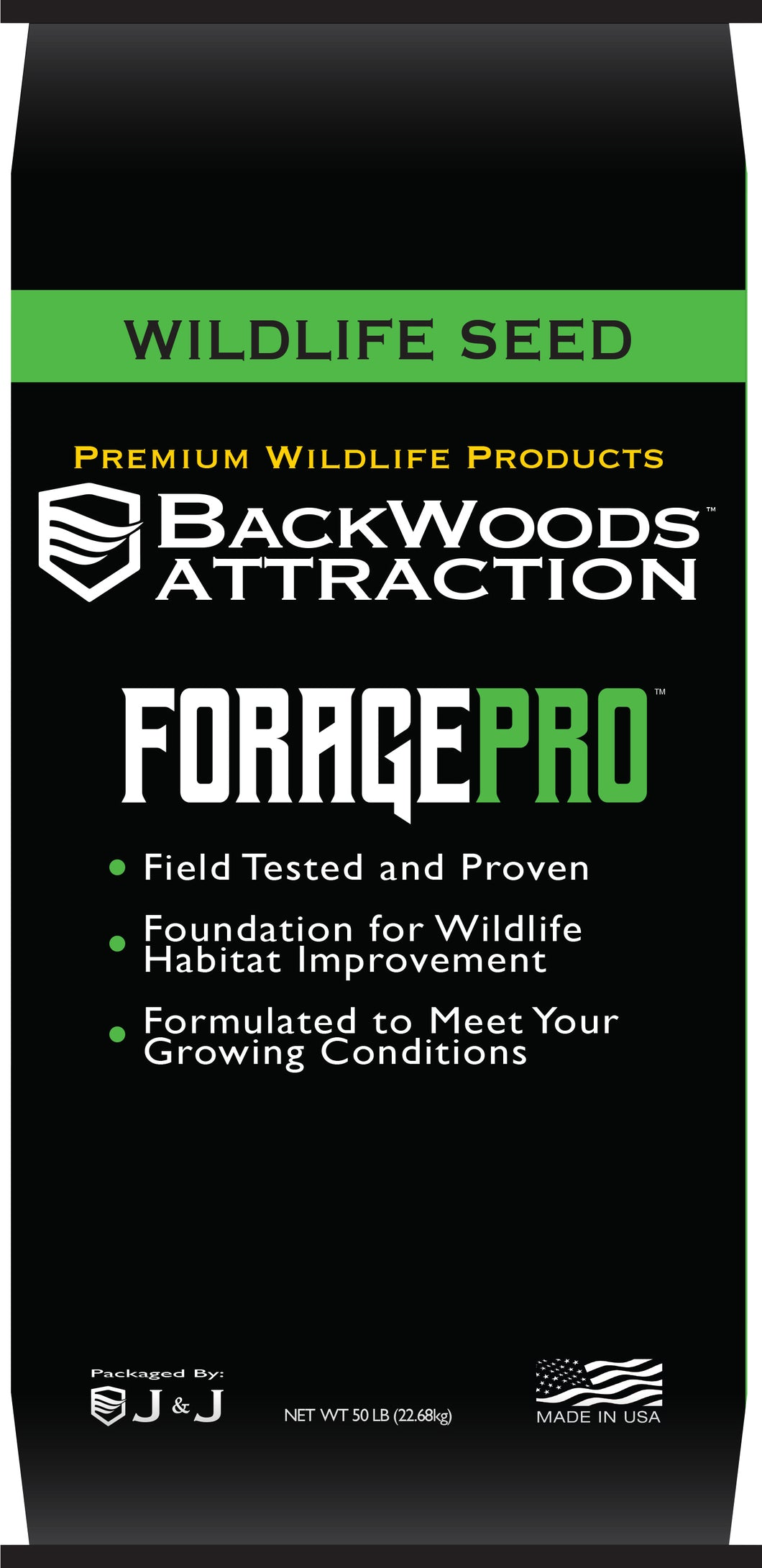 ForagePro Big5 White Clover