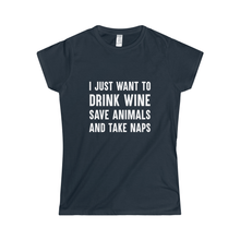 save-animals-vegan-tshirt-women-blue.png