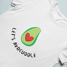 Let's Avocuddle Vegan T-Shirt