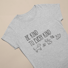 Be Kind To Every Kind Vegan T-Shirt