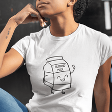 Almond Milk Vegan T-Shirt
