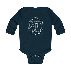 My Mommy Is Vegan Baby Bodysuit