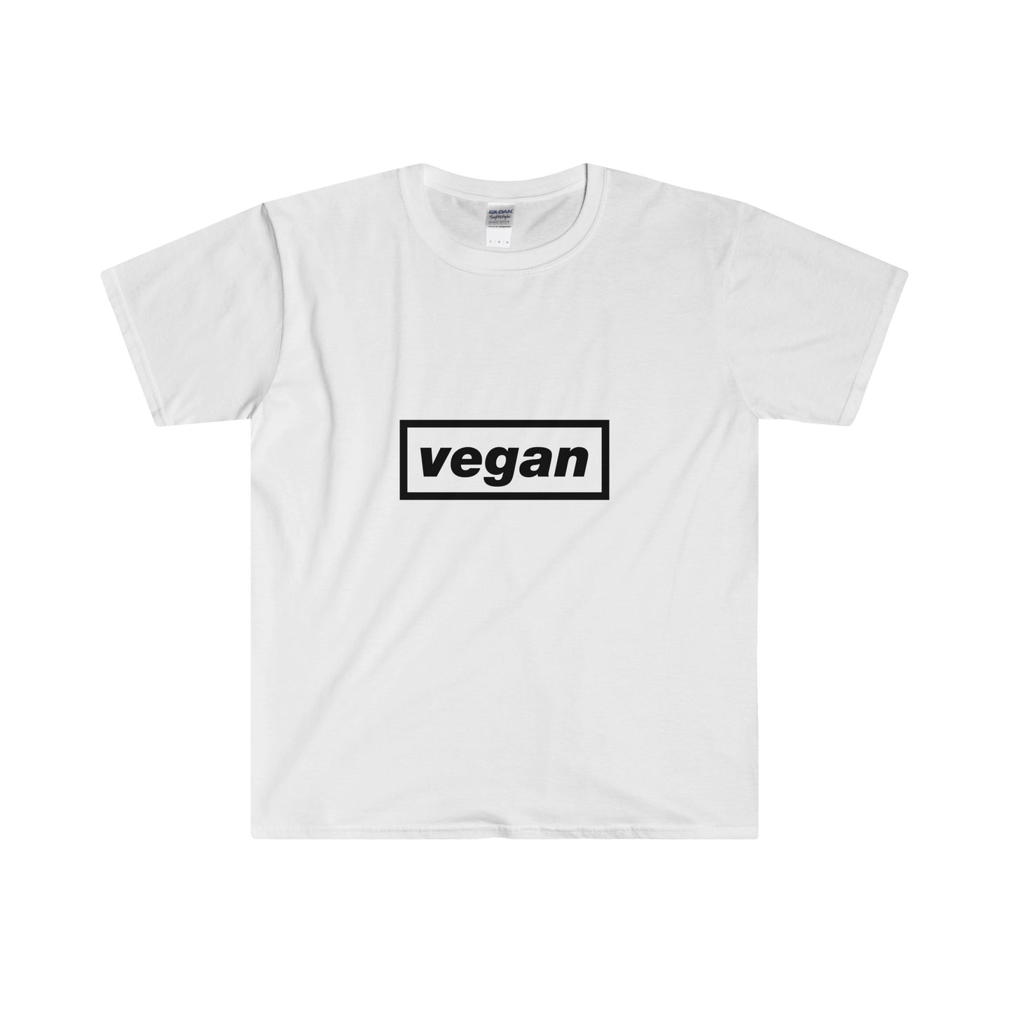 Vegan Daddy Double Design T-Shirt
