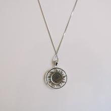 Load image into Gallery viewer, Sun, Moon and Stars Necklace in Sterling Silver - Presea Gold Sterling Silver Jewellery Gemstone Jewelry