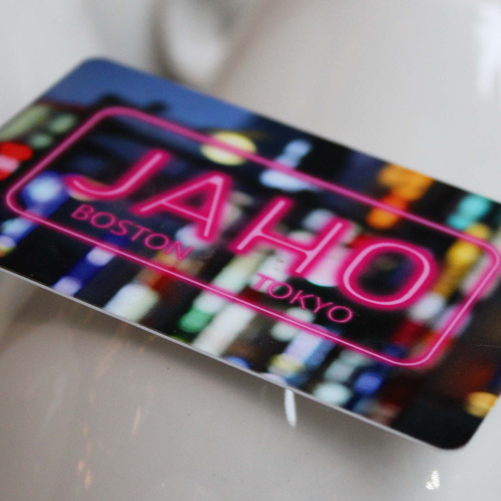Jaho Gift Cards - Jaho Coffee & Tea