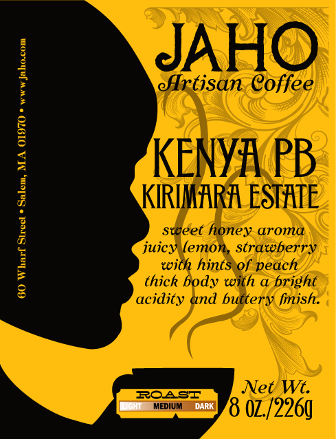 Kenya PB Kirimara Estate