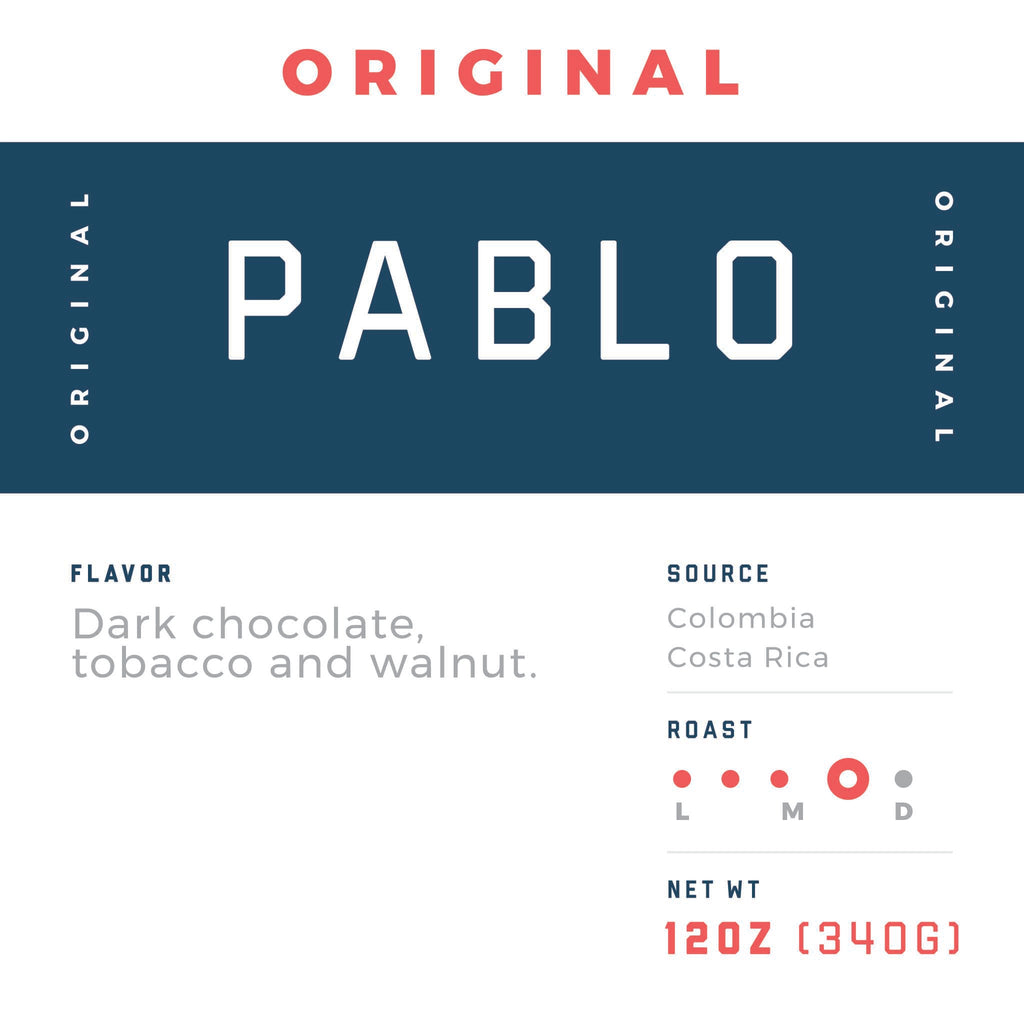 Pablo - Jaho Coffee & Tea