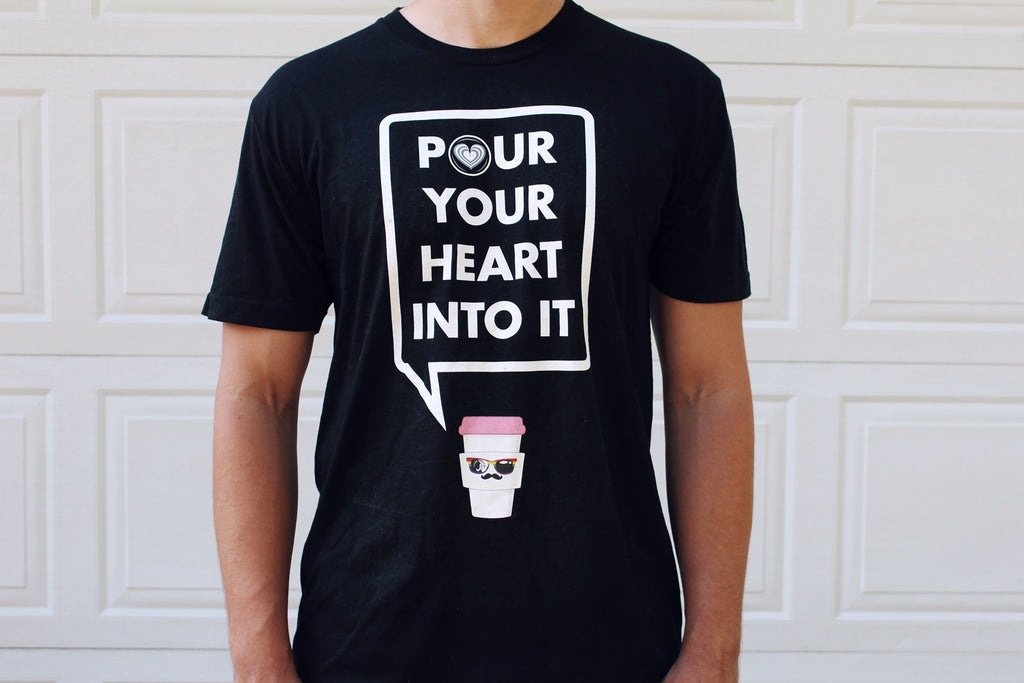 Jaho Cupman Shirt - Unisex - Jaho Coffee & Tea