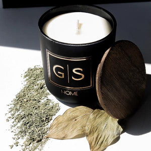 GREEN TEA + WHITE PEAR G|S Home Soy Candle