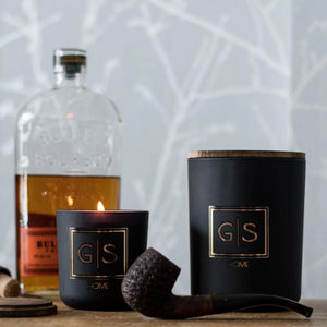 TIGERS EYE G|S Home Soy Candle