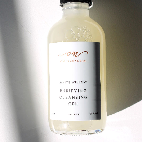 White Willow Purifying Cleansing Gel