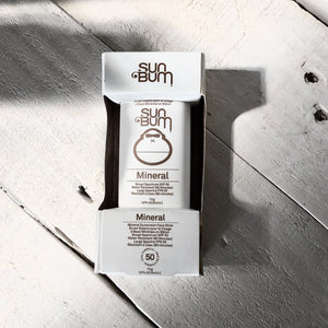 Sun Bum SPF 50 Mineral Sunscreen Face Stick