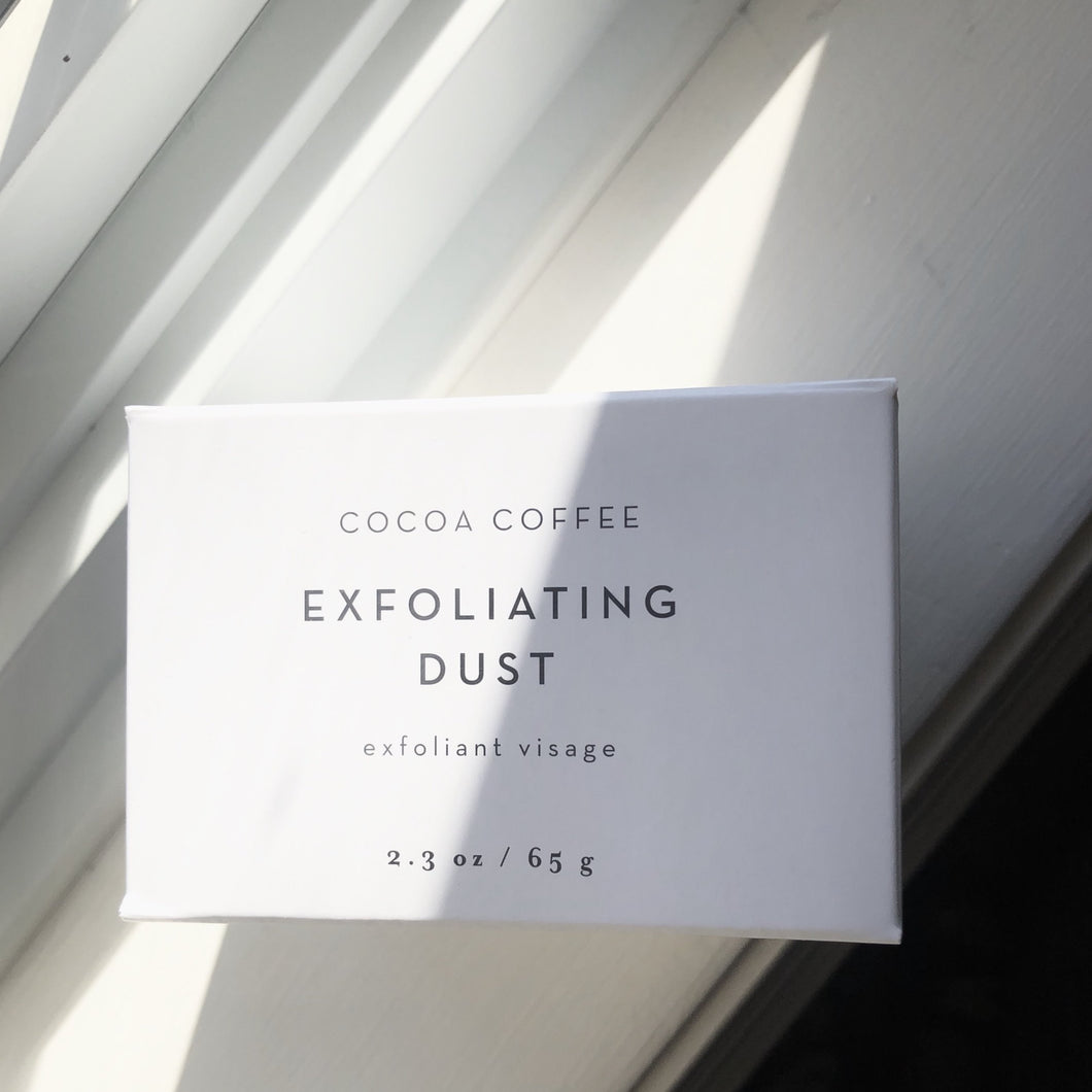 Cocoa Coffee Exfoliating Dust