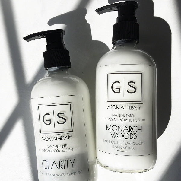 GS Aromatherpy Vegan Body Lotion