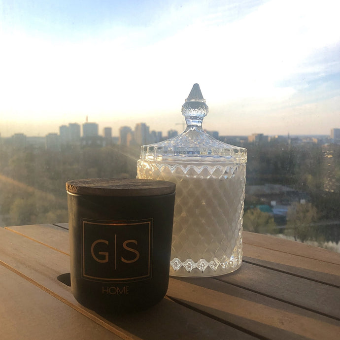 PEACEFUL PATIO G|S Home Soy Candle