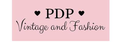 PDP Vintage and Fashion