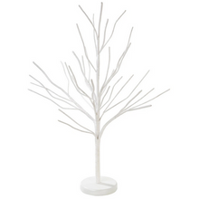 Load image into Gallery viewer, White tree decoration