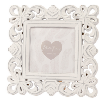 Ornate photo frame - Hunnypot House
