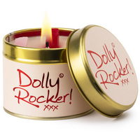 'Dolly Rocker' scented candle