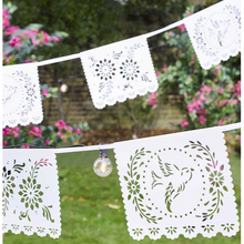 Load image into Gallery viewer, Boho lace bunting