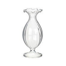Load image into Gallery viewer, Glass bud vase - small - Hunnypot House
