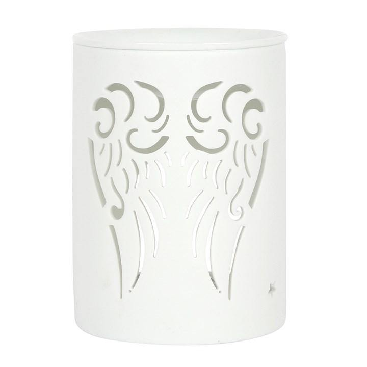 Cut out ceramic burner - Angel wings