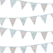 Load image into Gallery viewer, Floral bunting