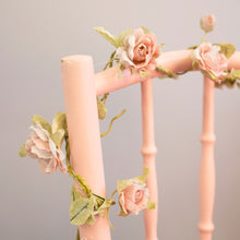 Load image into Gallery viewer, Rose garland - light pink