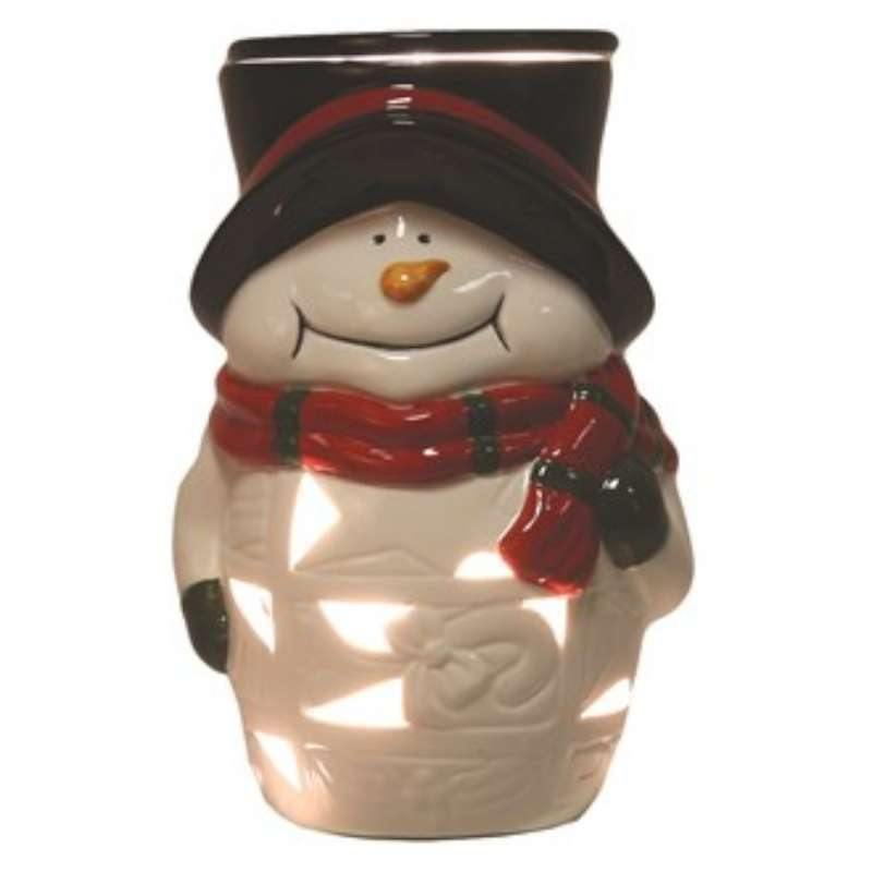 Snowman electric burner