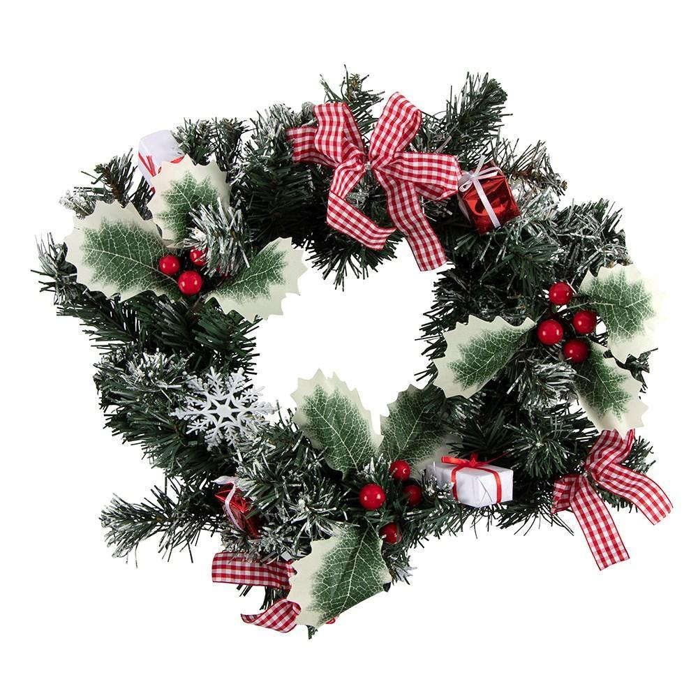 Christmas wreath - large - Hunnypot House
