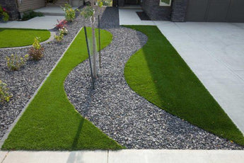Decorative Rocks and Artificial Turf in Edmonton