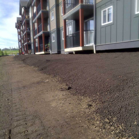 Traine Construction Topsoil Project- Edmonton